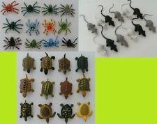 Spinne Ratte Schildkröte Spieltiere Spielzeug Maus Mäuse Vogelspinne Tiere Tier