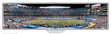 2003 Super Bowl XXXVII Tampa Bay beats Oakland Panoramic Poster Print 1066