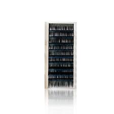 Cils En Soie bleu C Curl 0,15mm x 8-15mm cil unité Yeux