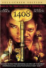 1408 (Full Screen Edition) Brand New DVD