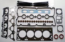 Testa Guarnizione Set Bulloni Astra Meriva Vectra Zafira 1.6 03 su Twin Port Z16XEP VRS