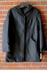 NEW WOMENS COVINGTON BLACK WINTER COAT SZ M,1X NWT $120