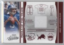 2006 Playoff Absolute Memorabilia #TOT-80 Joey Harrington Detroit Lions Card