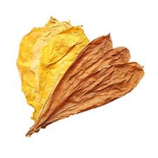 50/50 Virgina und Burley Tabakblätter Rohtabak Tobacco 0,5kg - 20kg