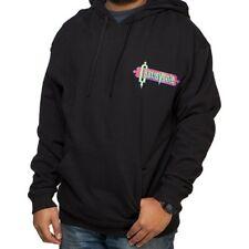 Castlevania Retro Logo Hoodie Pullover Hooded Sweatshirt Official Konami