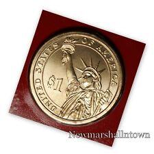 2007 D  George Washington Presidential Dollar ~ Pos A ~ U.S. Coin from Mint Set