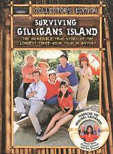 Surviving Gilligans Island - SUPER RARE DVD - Bob Denver Dawn Wells TRUE STORIES