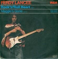 """FERDY LANCEE ROCK´N´ROLL HEART 7"""" SINGLE S5285"""