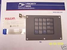 Vulcan Blast Chiller Freezer Membrane Part# 431943