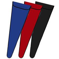 Fencing Dual Sword Sling Shoulder Carry Bag Sleeve Case for Foil Epee and Saber