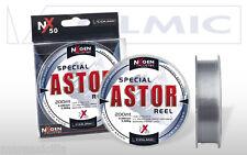 COLMIC ASTOR 200 MT. Monofilo NX50 Resistence Monofilament Reel Colmic