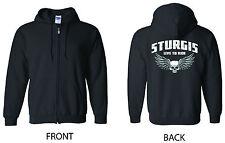 STURGIS ZIP Hoodie - Biker Harley Davidson