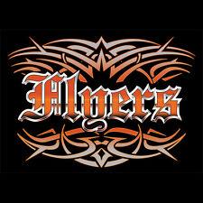 NEW Flyers Tattoo Style Hoodie Hooded Sweatshirt 4XL 5XL Philadelphia Blue Wave