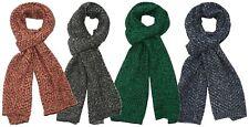 Zest Textured Knit Tonal Scarf