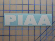 "PIAA Sticker 5.5"" 7.5"" 11"" Lights Off Road Fog Driving Bulb 55w H3 510 520 Rally"