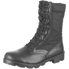 Us Army Jungle Cordura Tropical Combat Cadet Military Mens Boots Black 6-13