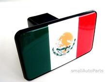 "MEXICO MEXICAN FLAG TOW HITCH COVER car/truck/suv trailer 2"" receiver plug cap"