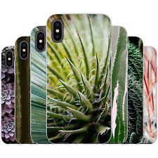 dessana Kaktus Kakteen Silikon Schutz Hülle Case Handy Tasche Cover für Apple