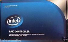 Intel RS2PI008DE SAS/SATA 6G RAID Controller  New Retail Box