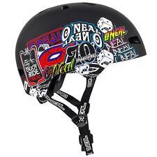 ONeal Dirt Lid ZF Fidlock Helm JUNKIE Schwarz MTB BMX Skate Magnet Verschluss