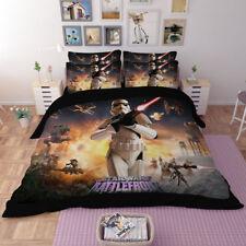 Pillowcase Quilt/Doona/Duvet Cover Set Single/Double/Queen/King  Star Wars