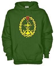 Felpa Elite Portugese KJ584 Portuguese Marine Corps Tropa de elite Collezionismo