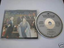 Freddie Mercury Montserrat Gaballe Barcelona German CDS