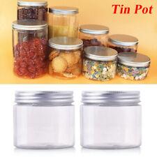 kosmetik lip balm flasche aluminium - kappe leere glas container zinn - topf