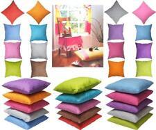 Kissenbezug Gepunktet mit Reißverschluss Kissenbezüge Kissenhülle Bezug Hülle