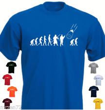Ape Human Nuclear Ape Evolution Custom T-shirt