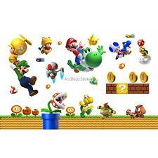 Stickers enfant Mario et ses amis réf 15192