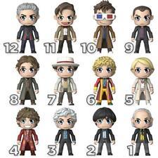 Titanen Kawaii Doctor Who 7.6cm Vinyl Figur - Wählen Sie Ihre - Alle 12 Doktor