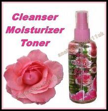 Lema PURE Natural Bulgarian ROSE WATER Spray Cleanser Moisturizer Toner Choice