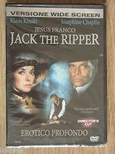 JACK THE RIPPER - JESUS FRANCO - KLAUS KINSKI