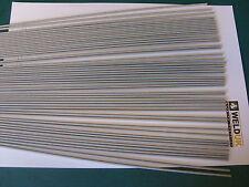 60 x 1.6mm x 250mm long Arc Welding Rods Electrodes 6013 Mild Steel E10