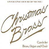 Christmas Brass Carols for Brass, Org Carols for Brass Org & Choir MUSIC CD