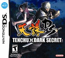 Tenchu: Dark Secret, (DS)