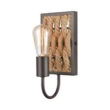 Weaverton 5-Light Vanity Light in Oil Rubbed Bronze