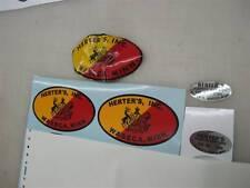 HERTER'S minibike mini bike decals decal sticker