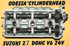 SUZUKI 2.7 XL-7 TRUCK DOHC V6 24V CYLINDER HEAD H27 REBUILT