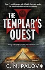 The Templar's Quest by C.M. Palov (Paperback)