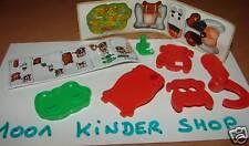KINDER K03 N°92 HUND CHIEN DOG + BPZ + STICKERS
