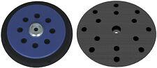 """Backing pad 6"""" Ø 150mm for Makita BO6030 BO6040 - 15 holes Hook and Loop - DFS"""