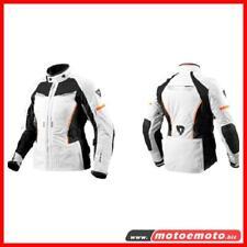 Chaqueta De Motociclista Cordura Rev'it arena ladies señora Plata 3 Capas Mujer