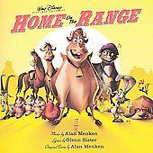 Home on the Range by Alan Menken (CD, Dec-2009, Disney) <drt>