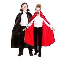 Vestido de lujo niño Disfraces de satén del Cabo con cuello alto unisex para niños de un tamaño