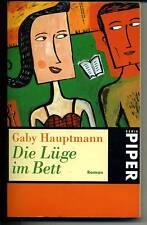 Gaby Hauptmann-Die Lüge im Bett-TOP