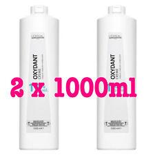 Loreal Professionnel Oxydant Hair Cream Peroxide Developer 6% 9% 12% (2 x 1Ltr)