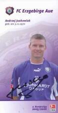 AK 3080 Andrzej Juskowiak FC Erzgebirge Aue