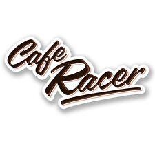 2 x Cafe Racer Vinyl Sticker Laptop Travel Luggage Car #5501